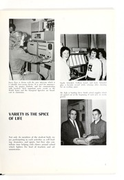 Page 11, 1961 Edition, Jackson Township School - Saxmuri Yearbook (Roanoke, IN) online yearbook collection
