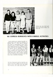 Page 12, 1961 Edition, Jackson Township School - Saxmuri Yearbook (Roanoke, IN) online yearbook collection