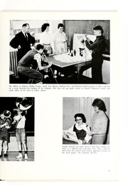 Page 13, 1961 Edition, Jackson Township School - Saxmuri Yearbook (Roanoke, IN) online yearbook collection
