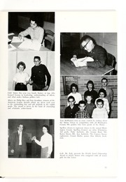Page 15, 1961 Edition, Jackson Township School - Saxmuri Yearbook (Roanoke, IN) online yearbook collection