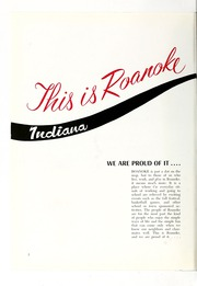 Page 6, 1961 Edition, Jackson Township School - Saxmuri Yearbook (Roanoke, IN) online yearbook collection