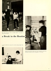 Page 13, 1965 Edition, Jackson Township School - Saxmuri Yearbook (Roanoke, IN) online yearbook collection