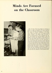 Page 16, 1965 Edition, Jackson Township School - Saxmuri Yearbook (Roanoke, IN) online yearbook collection