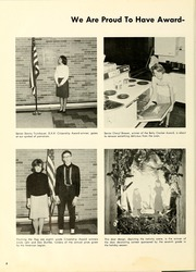 Page 12, 1966 Edition, Jackson Township School - Saxmuri Yearbook (Roanoke, IN) online yearbook collection