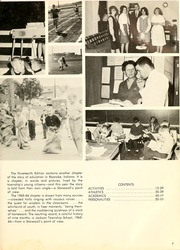 Page 7, 1966 Edition, Jackson Township School - Saxmuri Yearbook (Roanoke, IN) online yearbook collection