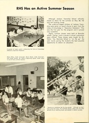 Page 8, 1966 Edition, Jackson Township School - Saxmuri Yearbook (Roanoke, IN) online yearbook collection