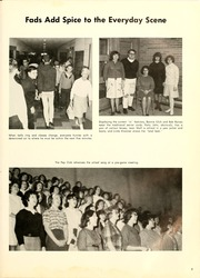 Page 9, 1966 Edition, Jackson Township School - Saxmuri Yearbook (Roanoke, IN) online yearbook collection
