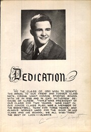 Page 7, 1950 Edition, Hebron High School - Seneca Yearbook (Hebron, IN) online yearbook collection