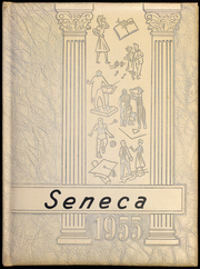 Hebron High School - Seneca Yearbook (Hebron, IN) online yearbook collection, 1955 Edition, Page 1