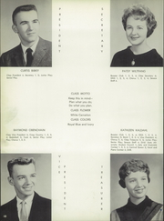 Page 14, 1959 Edition, Hebron High School - Seneca Yearbook (Hebron, IN) online yearbook collection