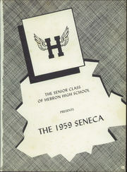 Page 5, 1959 Edition, Hebron High School - Seneca Yearbook (Hebron, IN) online yearbook collection