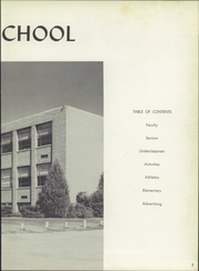 Page 7, 1959 Edition, Hebron High School - Seneca Yearbook (Hebron, IN) online yearbook collection