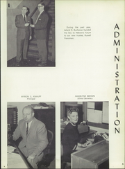 Page 9, 1959 Edition, Hebron High School - Seneca Yearbook (Hebron, IN) online yearbook collection