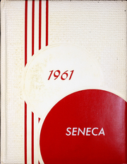 1961 Edition, Hebron High School - Seneca Yearbook (Hebron, IN)