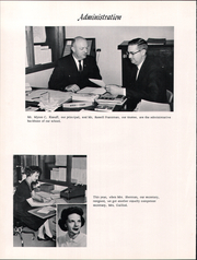 Page 10, 1962 Edition, Hebron High School - Seneca Yearbook (Hebron, IN) online yearbook collection
