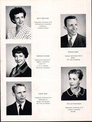 Page 13, 1962 Edition, Hebron High School - Seneca Yearbook (Hebron, IN) online yearbook collection