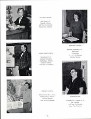 Page 16, 1963 Edition, Hebron High School - Seneca Yearbook (Hebron, IN) online yearbook collection