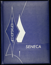 1964 Edition, Hebron High School - Seneca Yearbook (Hebron, IN)