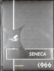 1966 Edition, Hebron High School - Seneca Yearbook (Hebron, IN)