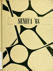 1968 Edition, Hebron High School - Seneca Yearbook (Hebron, IN)