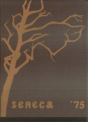 1975 Edition, Hebron High School - Seneca Yearbook (Hebron, IN)