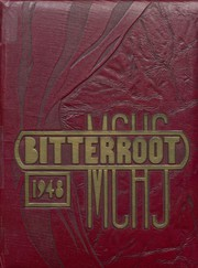 1948 Edition, Sentinel High School - Bitterroot Yearbook (Missoula, MT)