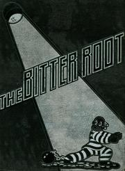 1951 Edition, Sentinel High School - Bitterroot Yearbook (Missoula, MT)