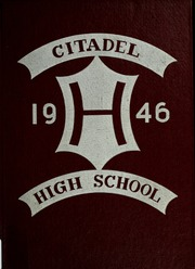 Huntertown High School - Citadel Yearbook (Huntertown, IN) online yearbook collection, 1946 Edition, Page 1