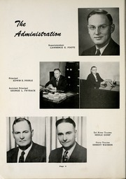 Page 10, 1953 Edition, Huntertown High School - Citadel Yearbook (Huntertown, IN) online yearbook collection