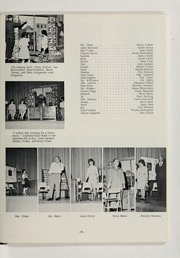 Page 13, 1964 Edition, Huntertown High School - Citadel Yearbook (Huntertown, IN) online yearbook collection