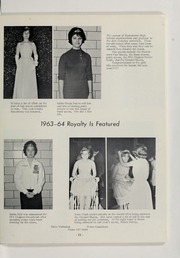 Page 15, 1964 Edition, Huntertown High School - Citadel Yearbook (Huntertown, IN) online yearbook collection