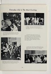 Page 17, 1964 Edition, Huntertown High School - Citadel Yearbook (Huntertown, IN) online yearbook collection