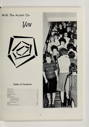 Page 7, 1964 Edition, Huntertown High School - Citadel Yearbook (Huntertown, IN) online yearbook collection