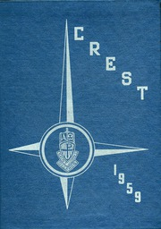 Page 1, 1959 Edition, St Johns High School - Crest Yearbook (Delphos, OH) online yearbook collection