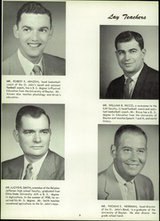 Page 12, 1959 Edition, St Johns High School - Crest Yearbook (Delphos, OH) online yearbook collection