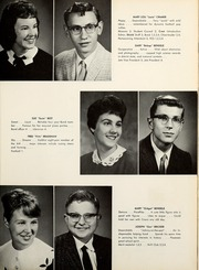 Page 19, 1962 Edition, St Johns High School - Crest Yearbook (Delphos, OH) online yearbook collection