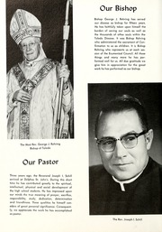 Page 8, 1965 Edition, St Johns High School - Crest Yearbook (Delphos, OH) online yearbook collection