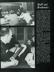 Page 15, 1967 Edition, St Johns High School - Crest Yearbook (Delphos, OH) online yearbook collection