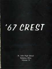Page 5, 1967 Edition, St Johns High School - Crest Yearbook (Delphos, OH) online yearbook collection