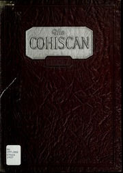 1927 Edition, Connersville High School - Cohiscan Yearbook (Connersville, IN)