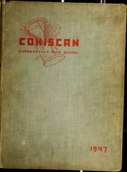 1947 Edition, Connersville High School - Cohiscan Yearbook (Connersville, IN)