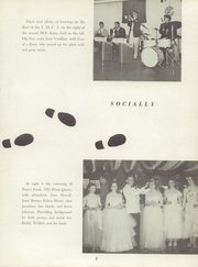 Page 11, 1953 Edition, Connersville High School - Cohiscan Yearbook (Connersville, IN) online yearbook collection