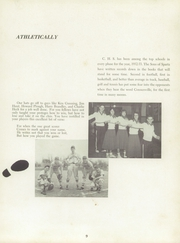Page 13, 1953 Edition, Connersville High School - Cohiscan Yearbook (Connersville, IN) online yearbook collection