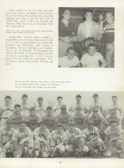Page 15, 1953 Edition, Connersville High School - Cohiscan Yearbook (Connersville, IN) online yearbook collection