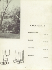 Page 7, 1953 Edition, Connersville High School - Cohiscan Yearbook (Connersville, IN) online yearbook collection
