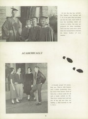 Page 8, 1953 Edition, Connersville High School - Cohiscan Yearbook (Connersville, IN) online yearbook collection
