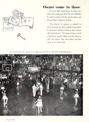 Page 12, 1958 Edition, Connersville High School - Cohiscan Yearbook (Connersville, IN) online yearbook collection