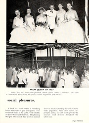 Page 17, 1958 Edition, Connersville High School - Cohiscan Yearbook (Connersville, IN) online yearbook collection