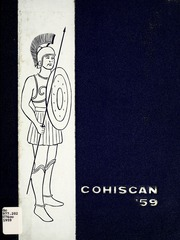 1959 Edition, Connersville High School - Cohiscan Yearbook (Connersville, IN)