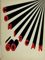 1960 Edition, Connersville High School - Cohiscan Yearbook (Connersville, IN)